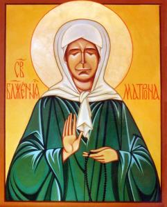 Матушка Матрона Московская